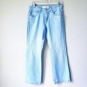 Levi's 515 Women's Jeans 30 x 28 Bootcut Sz 10 M